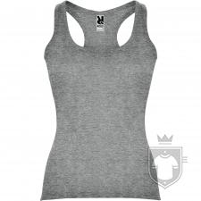 Camisetas Roly Carolina 220   color Grey  :: Ref: 58