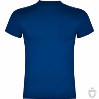 Camisetas Roly Teckel color Royal blue :: Ref: 05