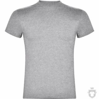 Camisetas Roly Teckel color Grey  :: Ref: 58