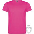 Camisetas Roly Akita K color Fluo fuchsia :: Ref: 228