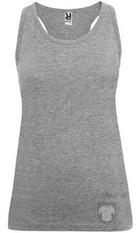 Camisetas Roly Brenda color Grey  :: Ref: 58