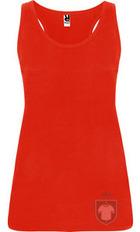 Camisetas Roly Brenda color Red :: Ref: 60