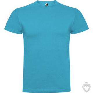 Camisetas Roly Braco color Turquoise :: Ref: 12