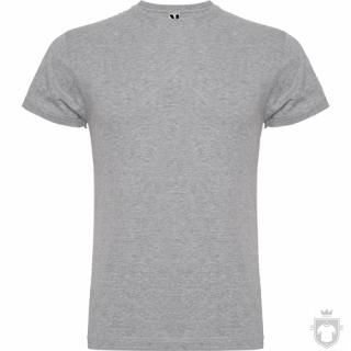 Camisetas Roly Braco color Grey  :: Ref: 58
