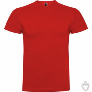 Camisetas Roly Braco color Red :: Ref: 60