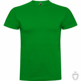 Camisetas Roly Braco color Grass green  :: Ref: 83