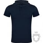 Camisetas Roly Laurus color Navy blue :: Ref: 55