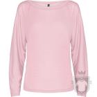 Camisetas Roly Dafne ML color Light pink  :: Ref: 48