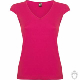 Camisetas Roly Martinica 155 color Roseton :: Ref: 78