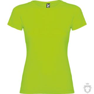 Camisetas Roly Jamaica 155 color Oasis green  :: Ref: 114