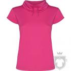 Camisetas Roly Laurus W color Roseton :: Ref: 78