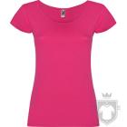 Camisetas Roly Guadalupe color Roseton :: Ref: 78