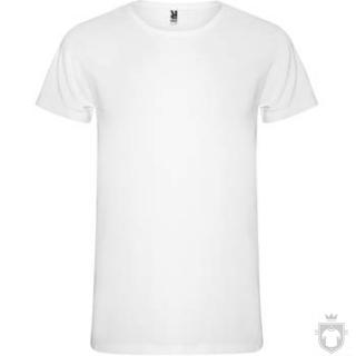 Camisetas Roly Collie color White :: Ref: 01