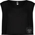 Camisetas Roly Mara color Black :: Ref: 02