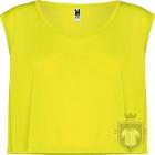 Camisetas Roly Mara color Yellow Fluor :: Ref: 221