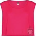 Camisetas Roly Mara color Fluo fuchsia :: Ref: 228