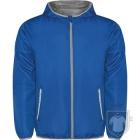 Chubasqueros Roly Angelo color Royal blue :: Ref: 05