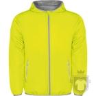 Chubasqueros Roly Angelo color Yellow Fluor :: Ref: 221