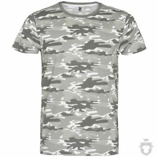 Camisetas Roly Marlo color Gray camouflage :: Ref: 233