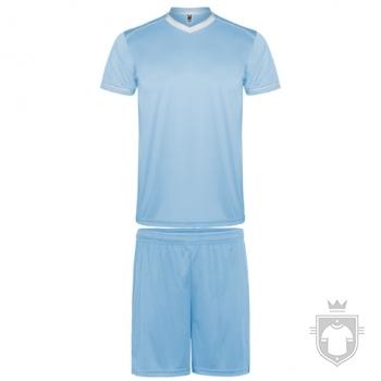 Equipaciones Roly United color Sky blue / Sky blue :: Ref: 1010
