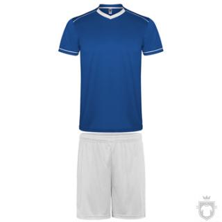 Equipaciones Roly United K color Blue - White :: Ref: 0501