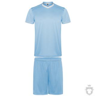 Equipaciones Roly United K color Sky blue / Sky blue :: Ref: 1010