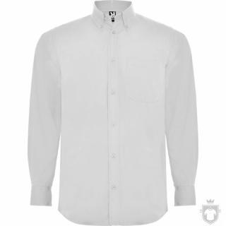 Camisas Roly Aifos Manga Larga M color White :: Ref: 01