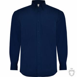 Camisas Roly Aifos Manga Larga M color Navy blue :: Ref: 55