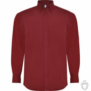 Camisas Roly Aifos Manga Larga M color Granate :: Ref: 57