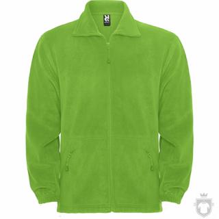 Chaquetas Roly Pirineo kids color Oasis green  :: Ref: 114