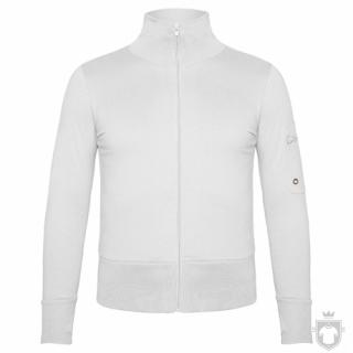 Sudaderas Roly Pelvoux W color White :: Ref: 01