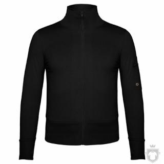 Sudaderas Roly Pelvoux W color Black :: Ref: 02