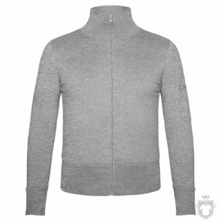 Sudaderas Roly Pelvoux W color Grey  :: Ref: 58