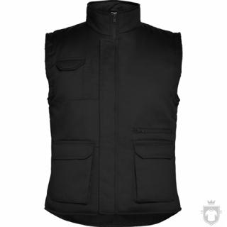 Chalecos Roly Almanzor color Black :: Ref: 02