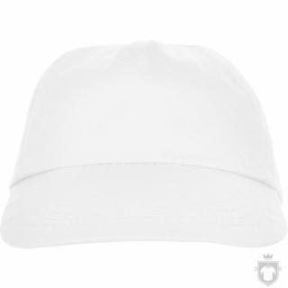 Gorras Roly Básica color White :: Ref: 01