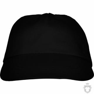 Gorras Roly Básica color Black :: Ref: 02