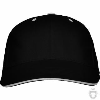 Gorras Roly Panel color Black :: Ref: 02