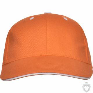 Gorras Roly Panel color Orange :: Ref: 31