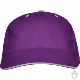 Gorras Roly Panel color Purple :: Ref: 71