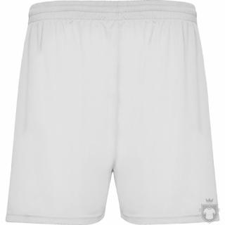 Pantalones Roly Pantalon calcio Kids color White :: Ref: 01