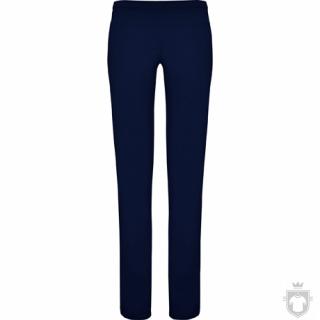 Pantalones Roly Box pantalon w color Navy blue :: Ref: 55