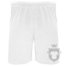 Pantalones Roly Dortmund color White :: Ref: 01