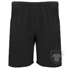 Pantalones Roly Dortmund color Black :: Ref: 02