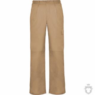 Pantalones Roly Pantalón Daily color Camel :: Ref: 85