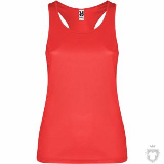 Camisetas Roly Shura color Red :: Ref: 60