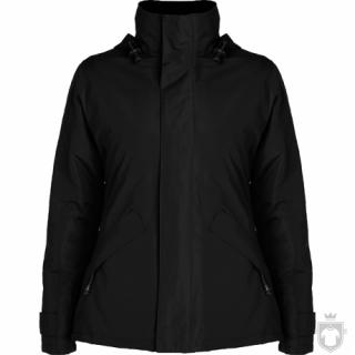 Chaquetas Roly Europa W color Black :: Ref: 02