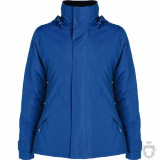 Chaquetas Roly Europa W color Royal blue :: Ref: 05