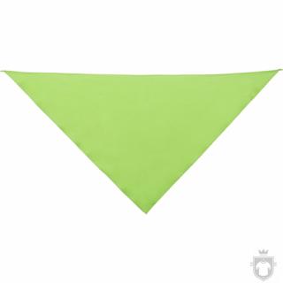 Panuelos Roly Jaranero color Lime green  :: Ref: 69