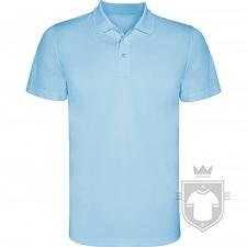 Polos Roly Monza  color Sky blue :: Ref: 10