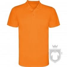 Polos Roly Monza  color Orange Fluor :: Ref: 223
